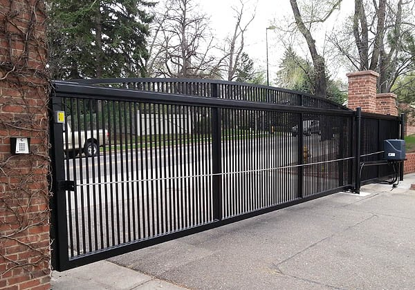 Multi Family Gate Access Control Systems Gate Openers