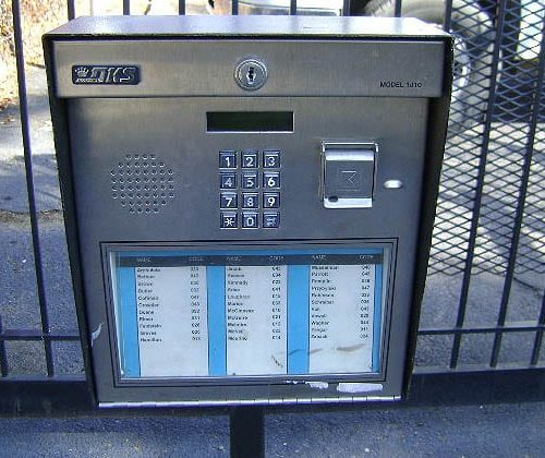 Telephone Access Control