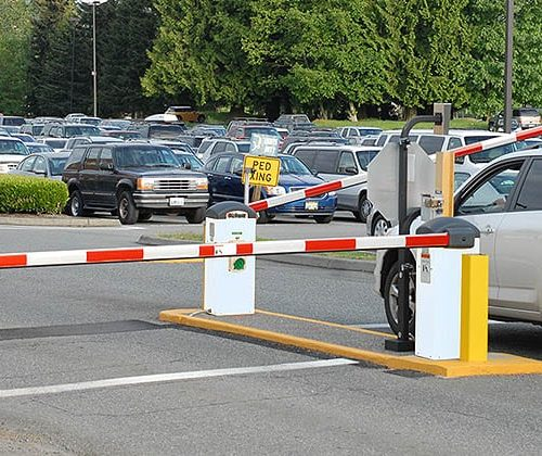 Traffic Control Barriers