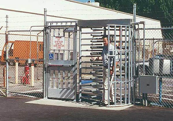 Turnstile Full Height