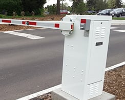 Gate Lever Operator